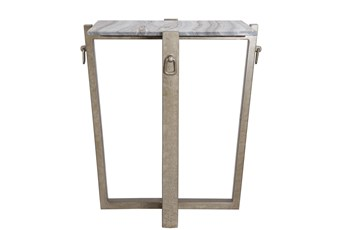 Mercedes Square End Table