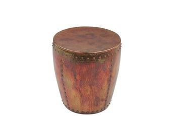 Gema Drum End Table