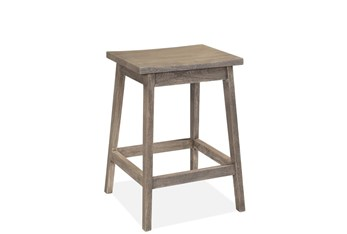"""Waverly Backles 24"""" Counter  Stool"""