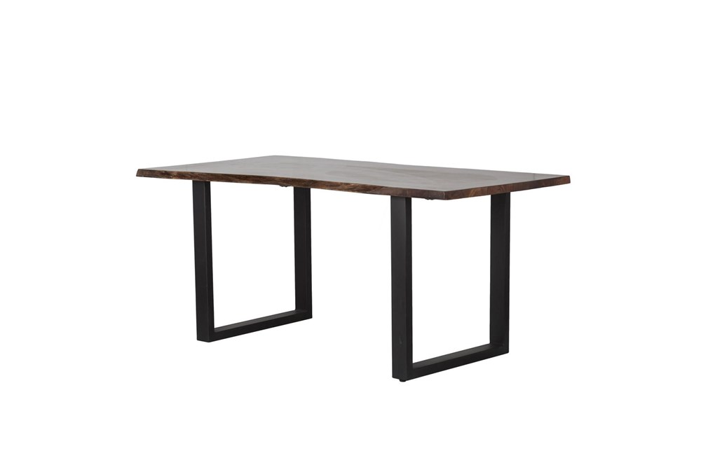 Medford Live Edge 82 Inch Dining Table