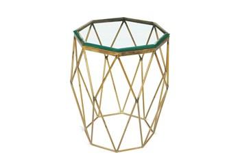 Lucentio Octagon End Table