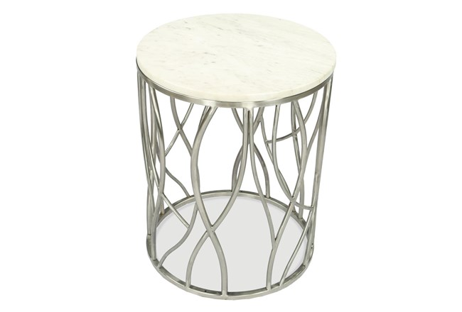 Ulysses Round End Table - 360