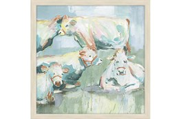 Picture-Watercolor Cows