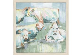Picture-Watercolor Cows
