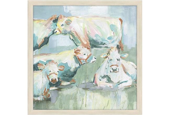 Picture-Watercolor Cows - 360