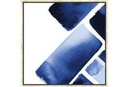 20X20 Blue Bricks I