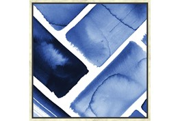 20X20 Blue Bricks II