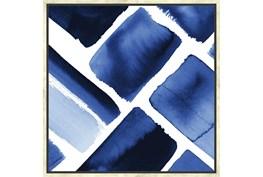 20X20 Blue Bricks VIII