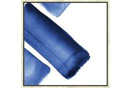 20X20 Blue Bricks IX