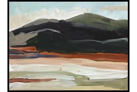 50X38 Layered Mountains - Main