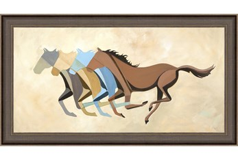 Picture-Horse Race