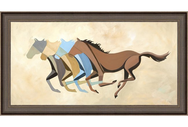 Picture-Horse Race - 360