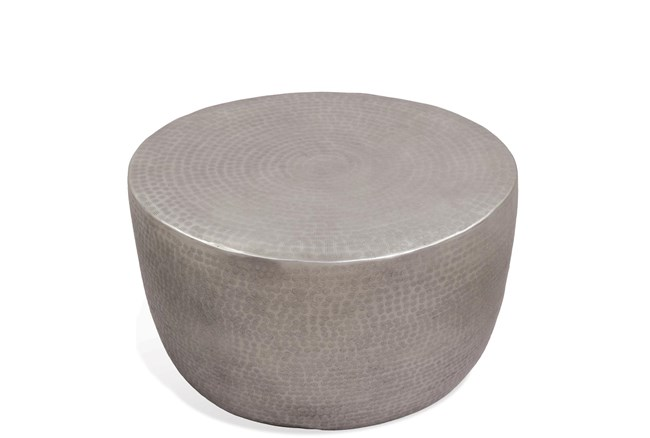 Nadene Drum Cocktail Table - 360