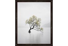 52X42 Tree In Lake