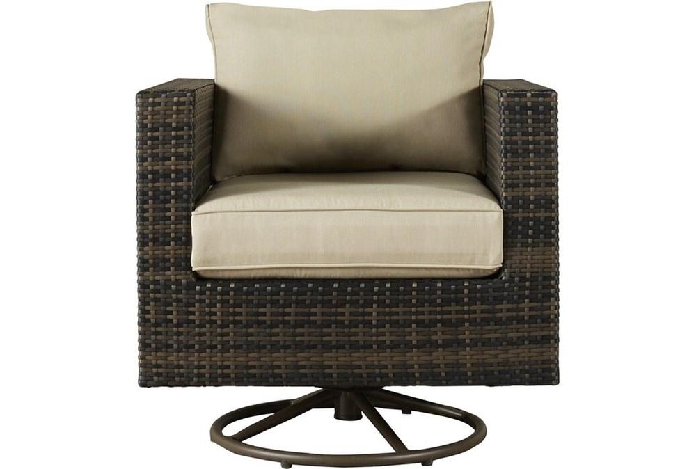 Bailey Outdoor Swivel Chair