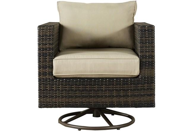 Bailey Outdoor Swivel Chair - 360