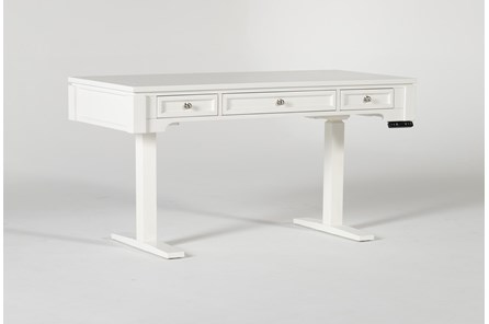 Kit-Shia Power Lift Desk - Main