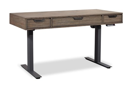 Kase 60 Inch Adjustable Lift Desk - Main