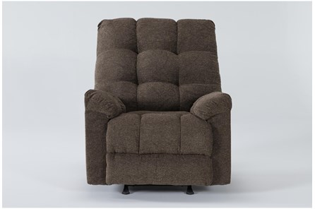 Layden Brown Rocker Recliner - Main