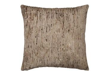 Accent Pillow-Bonasi Chocolate 20X20