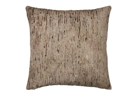 Accent Pillow-Bonasi Chocolate 20X20 - Main