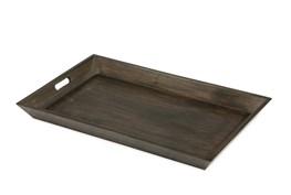 Deep Charcoal Medium Tray