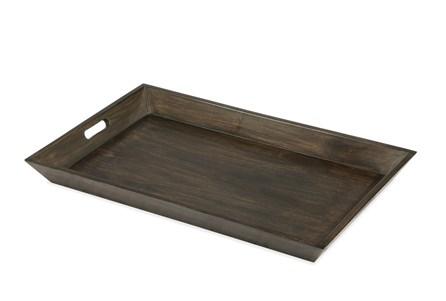 Deep Charcoal Medium Tray - Main