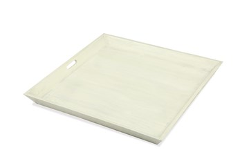 Swiss White Large Tray