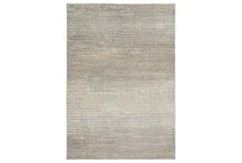 "3'8""x5'4"" Rug-Carlton Abstract Distressed Grey"