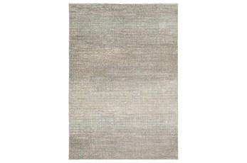 79X114 Rug-Carlton Abstract Distressed Grey