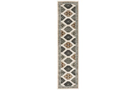 22X91 Runner Rug-Greyson Southwest Tribal Ivory - Main