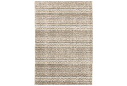 """10'x13'1"""" Rug-Axel Abstract Stripe Ivory"""