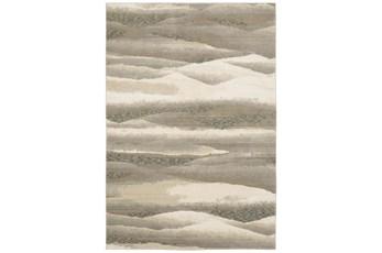 26X100 Runner Rug-Easton Abstract Plaines Beige