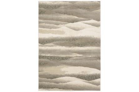 26X100 Runner Rug-Easton Abstract Plaines Beige - Main