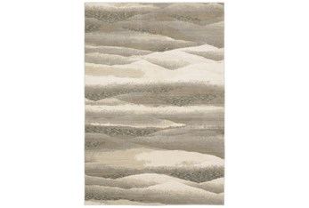 """5'3""""x7'6"""" Rug-Easton Abstract Plaines Beige"""