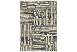 "5'3""x7'3"" Rug-Capri Abstract Stripes Beige"