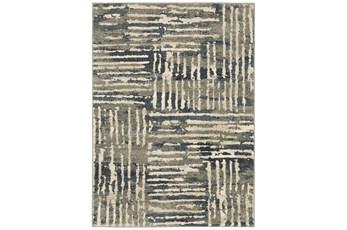 79X110 Rug-Capri Abstract Stripes Beige