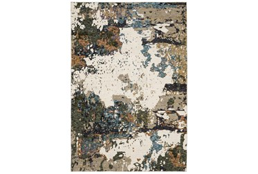 10'x13' Rug-Easton Abstract Space Blue