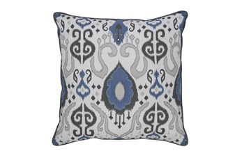 Accent Pillow-Ikat Multi 20X20