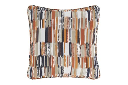 Accent Pillow-Abstract Design Multi 20X20 - Main