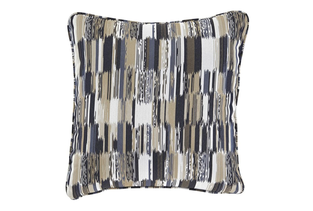 Accent Pillow-Abstract Pattern Multi 20X20