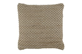 Accent Pillow-Honeycomb Natural 20X20