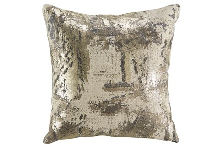 Accent Pillow-Abstract Multi 20X20 - Main