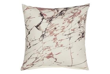 Accent Pillow-Woven Metallic Foil 20X20