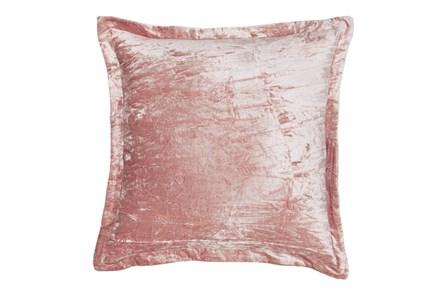Accent Pillow-Woven Blush 20X20 - Main