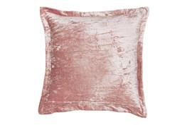 Accent Pillow-Woven Blush 20X20