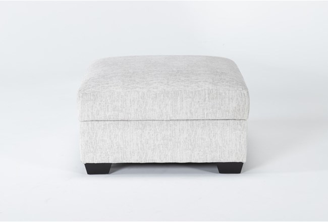 Cambrie Storage Cocktail Ottoman - 360