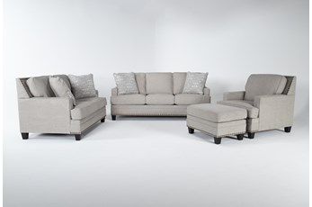 Amberly 4 Piece Living Room Set