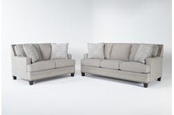 Amberly 2 Piece Living Room Set