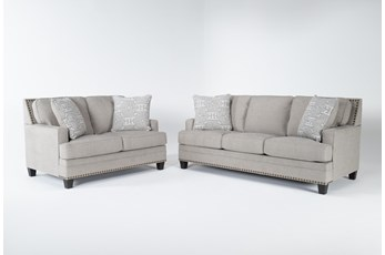 Amberly 2 Piece Living Room Set